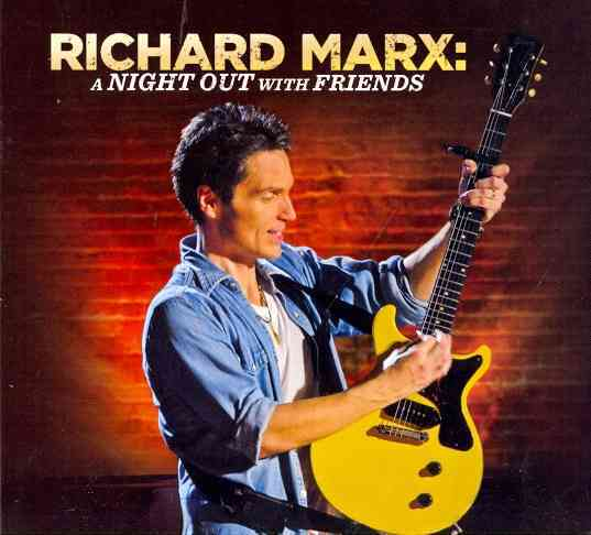 NIGHT OUT WITH FRIENDS BY MARX,RICHARD (CD)